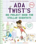 Cover image for Ada Twist's Big Project Book for Stellar Scientists